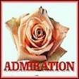 *ADMIRATION*