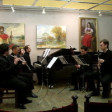 Quintet for flute, oboe, clarinet, basson and piano